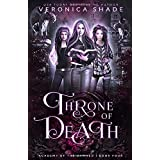Throne of Death (Academy of the Damned Book 4)