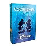 USAopoly コードネーム カードゲーム ディズニー ファミリーエディション