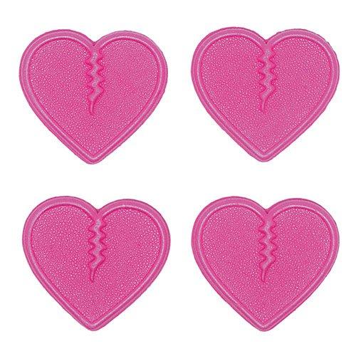 [해외]CRAB GRAB (클럽 횡령) 데크 패드 스노우 보드 MINI HEARTS 하트 완훗토 데크 패드 국내 정품 mini-hearts/CRAB GRAB (Club Grab) Deck Pad Snowboard MINI HEARTS Heart One Foot Deck Pad Domestic Genuine mini-hearts