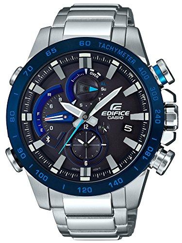[カシオ]CASIO 腕時計 エディフィス スマートフォンリンク EQB-800DB-1AJF メンズ