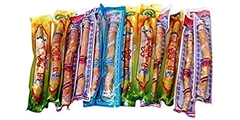矛盾するデータベース未来Organic Herbs Miswak High Quality (sewak) Peelu 6 Chewing Sticks + 1 Stick Free for Natural Dental Care & Hygiene...