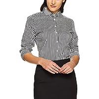 Tommy Hilfiger Women's Delia Stripe Long Sleeve Woven Shirt