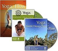 Yoga Flow, Gentle Vinyasa Flow, Gentle Practice with Zyrka Landwijt - 3 DVD Set