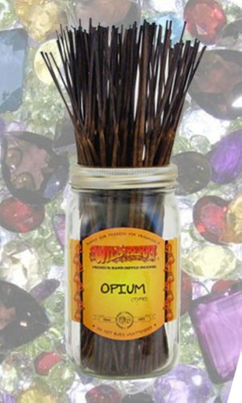 採用冗談で事業Opium – 100ワイルドベリーIncense Sticks