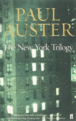 New York Trilogy (Faber Classics)の詳細を見る