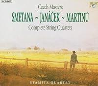 Janacek; Martinu; Smetana - String Quartets by Smetana/Janacek/Martinu (2003-05-01)