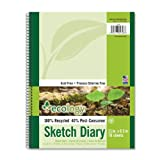 Ecology Recycled Sketch Diary (4798) by Ecology