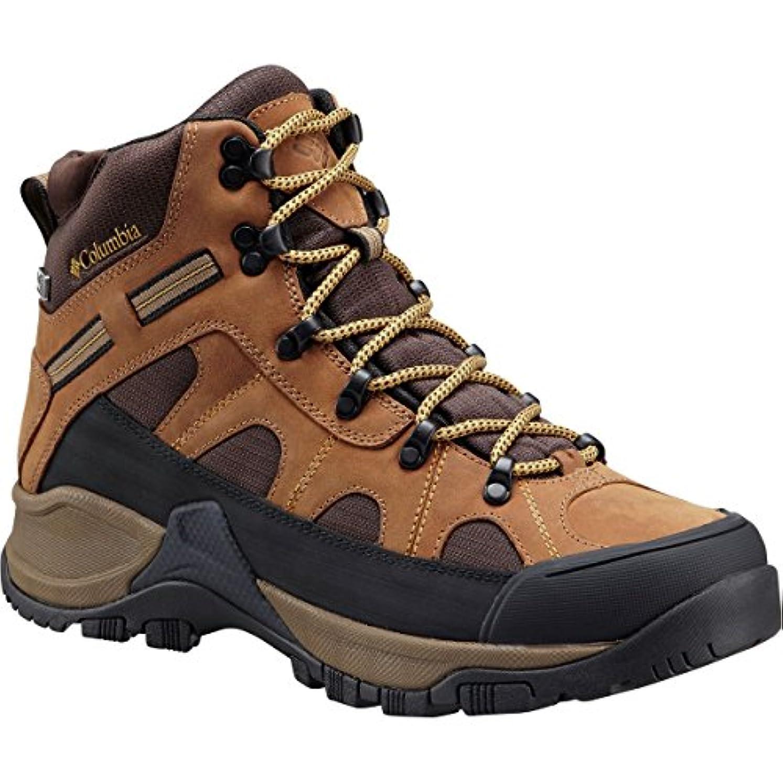 夜小さいラメ(コロンビア) Columbia Smith Rock Outdry Hiking Boot メンズ ハイキングシューズ [並行輸入品]
