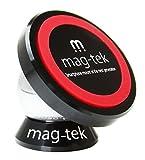 mag-tek マグネット式 スマホ タブレット 車載ホルダー MGTK-201