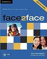 face2face Pre-intermediate. Workbook with Key