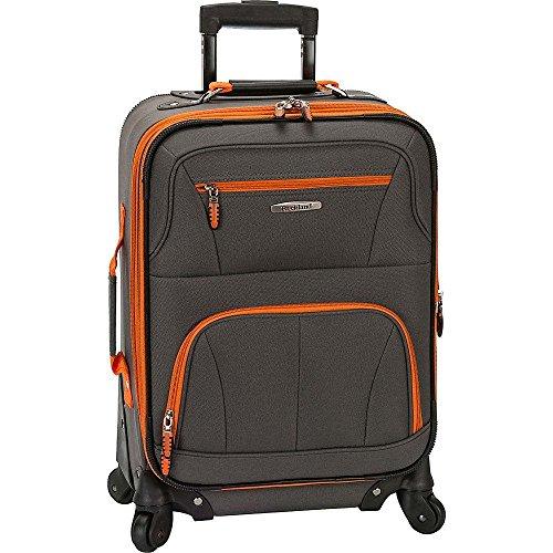 (ロックランドラッゲージ) Rockland Luggage メンズ バッグ キャリーバッグ Pasadena Expandable Carry-On Luggage - 19' 並行輸入品