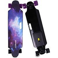 Cool&Fun HB11 電動スケートボード スケボー キックボード リモコン付き LG電池 最大時速22km/h 全て2色