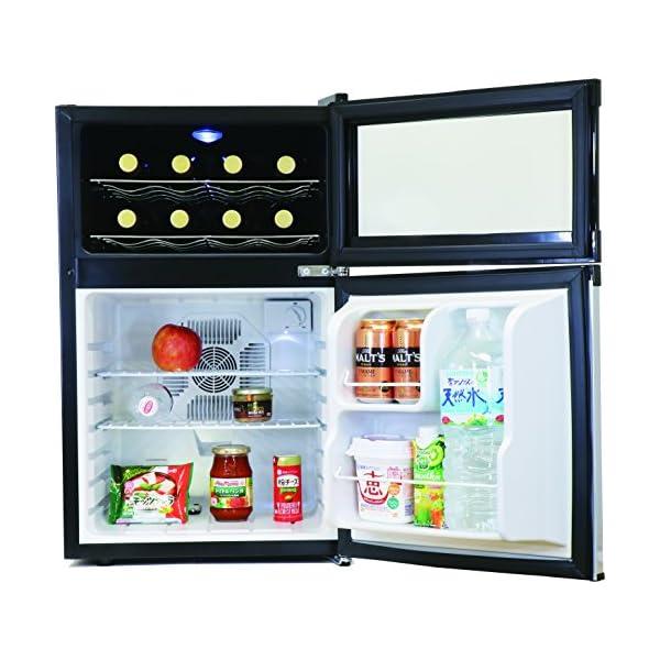 エスキュービズム 冷蔵庫一体型ワインクーラー ...の紹介画像8