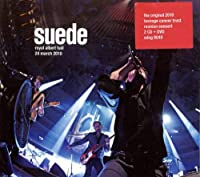 Live at the Royal Albert Hall by Suede