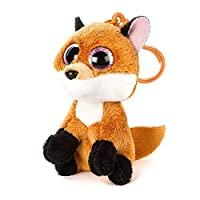 "Claire's Accessories Ty Beanie Boos Slick the Fox Plush Clip On - 4"" by Claire's Accessories [並行輸入品]"
