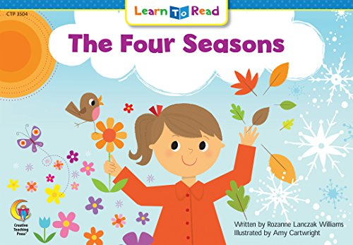 The Four Seasons (Emergent Reader Science)の詳細を見る
