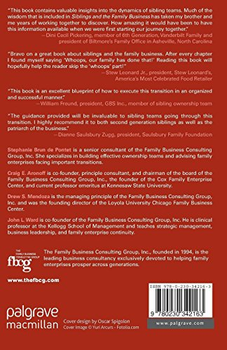 issues with the family business of hl reeds My father would rather dismiss the issues so as to prevent confrontation family businesses hl july 13, 2012 for an example of a family business that.