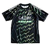 キャルデラ(CALDEIRA) ダイナミック ゲームシャツ「GRAVITY」 CALDEIRA-9012 BLACK XL