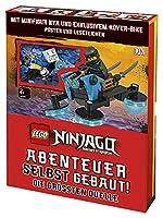 LEGO® NINJAGO® Abenteuer selbst gebaut! Die groessten Duelle: Mit Minifigur und exklusivem LEGO® Modell, Poster und Lesezeichen