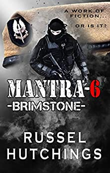 MANTRA-6: BRIMSTONE by [HUTCHINGS, RUSSEL]