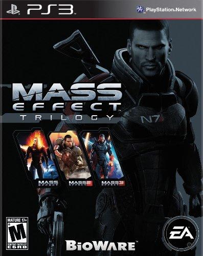 Mass Effect Trilogy (輸入版:北米) PS3