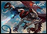 マジック:ザ・ギャザリング プレイヤーズカードスリーブ 『基本セット2019』 《殲滅の龍、パラディア=モルス》 (MTGS-044)