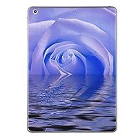 iPad mini4 スキンシール apple アップル アイパッド ミニ A1538 A1550 タブレット tablet シール ステッカー ケース 保護シール 背面 人気 単品 おしゃれ フラワー 薔薇 海 001018