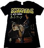 【SCORPIONS】スコーピオンズ オフィシャルバンドTシャツ#2 (M)