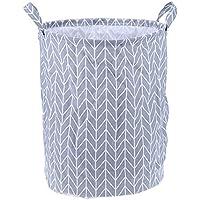 ランドリーバスケット 洗濯がこ 収納ボックス 脱衣かご 取っ手付き 防水デザイン 生活雑貨を整理する 多機能 Broadroot (B)