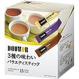 ドトールコーヒー ドトール 3種の味わいバラエティスティック 15本