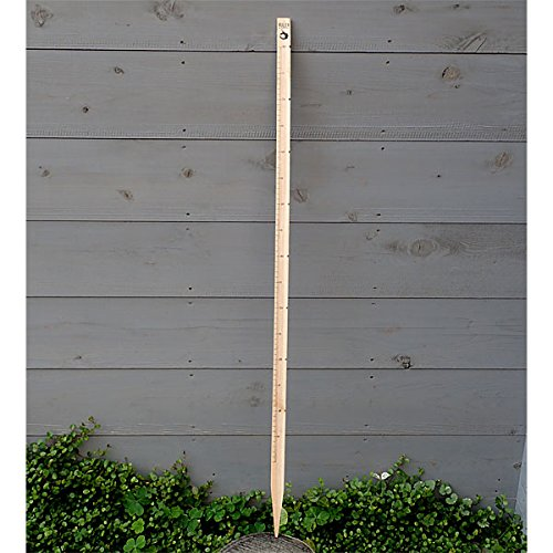 ガーデンルーラー80cm3本セット(全長100cm、幅2.5cm) ノーブランド品