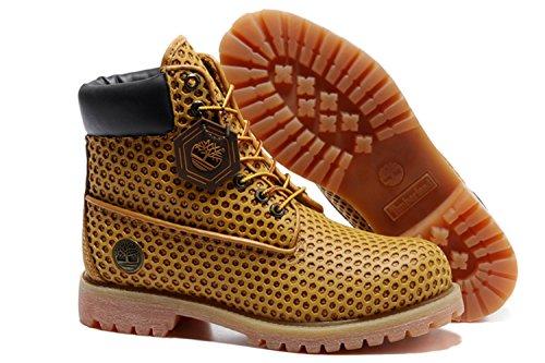 Timberland ティンバーランド ブーツ メンズ 靴 6INCH PREMIUM BOOTS シックスインチ プレミアムブーツ ウィートヌバック  ハイカット 秋冬 54054 (US10-28.0cm) [並行輸入品]