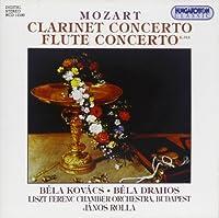 Clarinet Concerto Flute Concerto