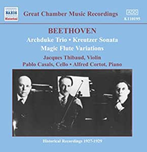 Great Chamber Music Recordings