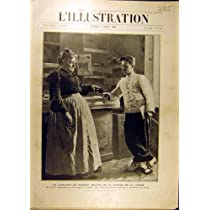 1905 年の宝くじの大富豪の Hofer のセダンのフランス人の印刷物