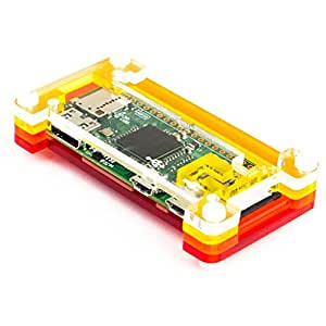 Pibow Zero パイボー ゼロ - Case for Raspberry Pi Zero V1.3
