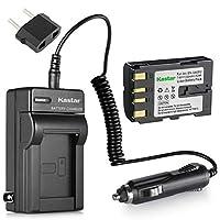 バッテリーと充電器for JVC bn-v408、bn-v408u、bn-v416、bn-v416u Li - Ion充電式バッテリーパック