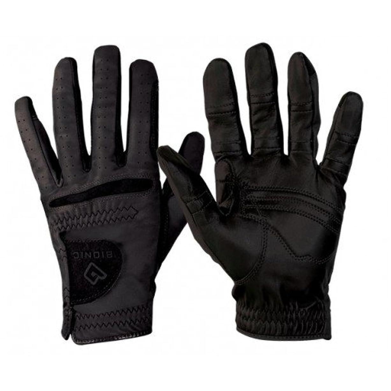 豊富に飲み込む安らぎBionic手袋レディースRelaxGrip乗馬手袋