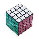 4x4x4版ルービックキューブ 脳トレーニングパズル玩具 心と頭脳を拡げるホリデイギフト 調整簡単 スムースな動きマジックキューブ