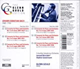 BACH:PIANO CONCERTOS NOS.1-5&7 画像
