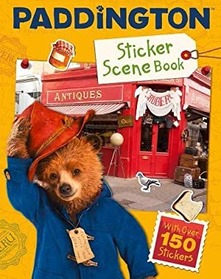 Paddington: Sticker Scene Book: Movie Tie-in (Paddington 2 Film Tie in)