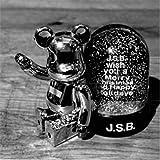 j.s.b. ベアブリック スノードーム