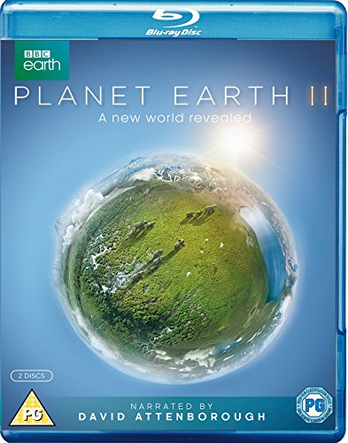 Planet Earth II BD [Blu-ray Region Free](海外inport版)