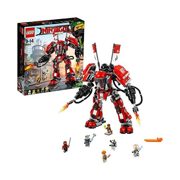 レゴ(LEGO)ニンジャゴー カイのファイヤーメ...の商品画像