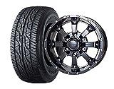 サマータイヤ・ホイール 1本セット 16インチ DUNLOP(ダンロップ) GRANDTREK AT3 265/70R16 + MKW(エムケーダブリュ)