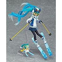 figma 雪ミク Snow Owl Ver. フィギュア EX-030
