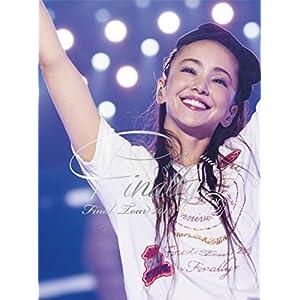 namie amuro Final Tour 2018 ~Finally~ (東京ドーム最終公演+25周年沖縄ライブ+5月東京ドーム公演)(DVD5枚組)(初回生産限定盤)