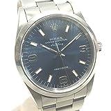 (ロレックス) ROLEX 14000 エアキング オイスターパペチュアル メンズ腕時計 腕時計 SS メンズ 中古