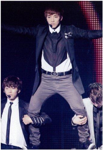 2PM生写真 K-POPブロマイド【ジュンス】KAN000028