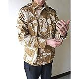 イギリス軍 放出 デザートDP Mシャツ J S032NN 96( M~ L)サイズ 【 デッドストック 】 【 未使用 】